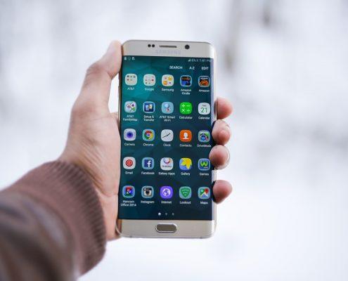 Installeer de app BTW-alert op uw smartphone