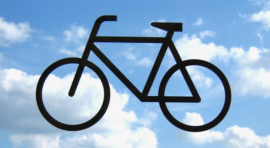 Fietsregeling tip: logo op regenpak